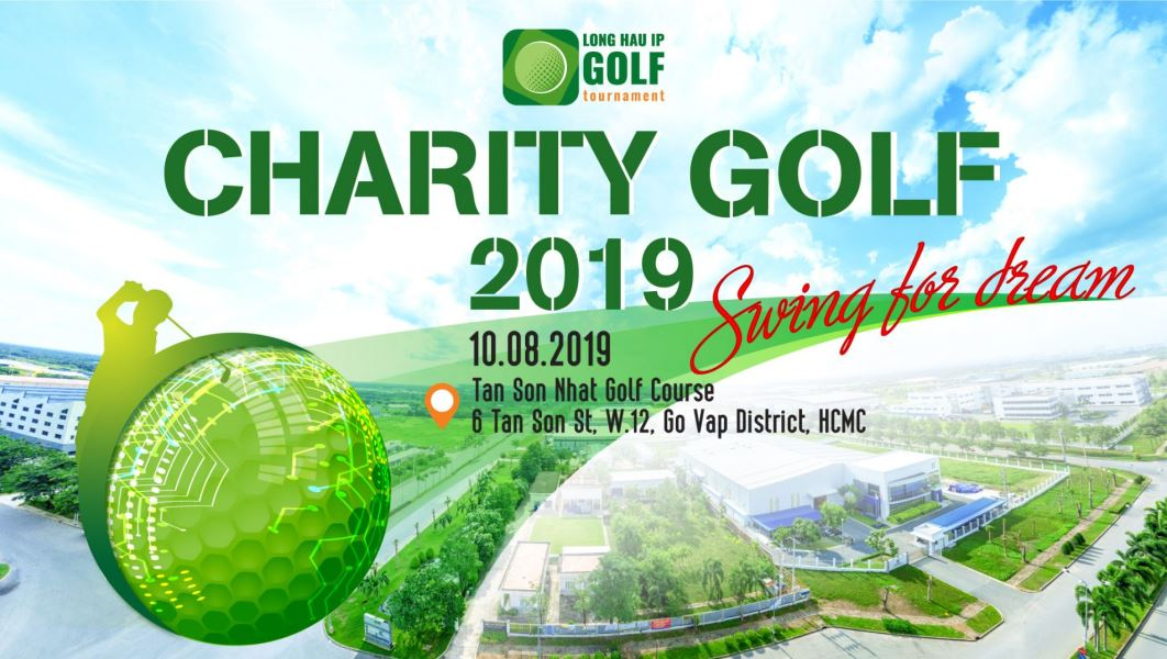 Long Hau IP organizing 1st Golf Tournament in 2019: A fundraising event for poor students