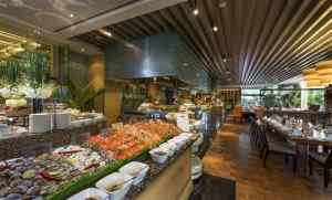 InterContinental Asiana Saigon: Biggest ever Saturday brunch in town