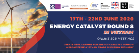 BBGV: ENERGY CATALYST ROUND 8 IN VIETNAM