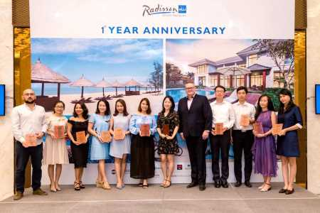 Radisson Blu Resort Phu Quoc:  Launching 1st Year Anniversary