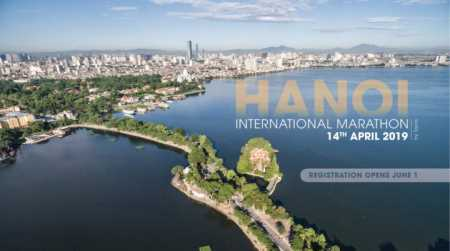 International marathon to showcase Hanoi landmarks