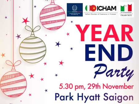 Icham: Year End Workshop and Dinner Party