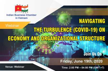 Incham: Navigating the Turbulence (COVID-19) on Economy and Organizational Structure