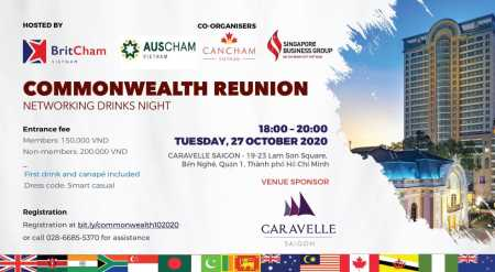 Commonwealth Reunion Networking
