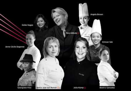 SAIGON GOURMET WEEK 4th:  Launches with a full line up of women cheffes