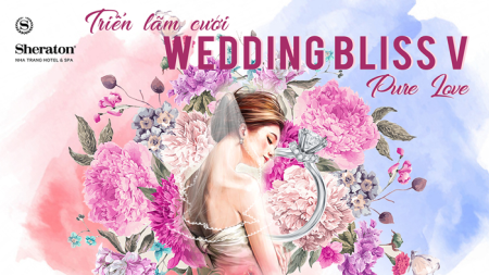 Nha Trang: PURE LOVE - WEDDING BLISS V