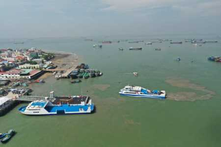 Can Gio-Vung Tau ferry service welcomes first passengers in southern Vietnam