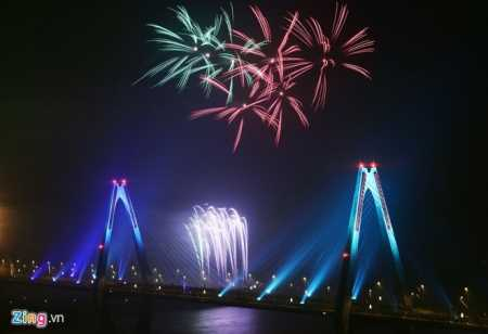 Where to watch the best fireworks on Vietnamese New Year eve