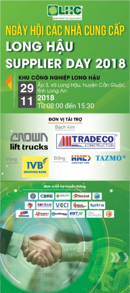 Long Hậu Supplier Day 2018